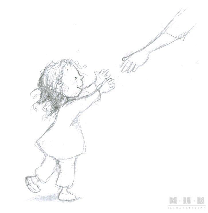 Flower 39 s blog journal de bord d 39 une sleev e - Dessin main enfant ...